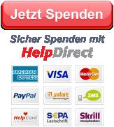 Jetzt spenden mit helpdirect.org